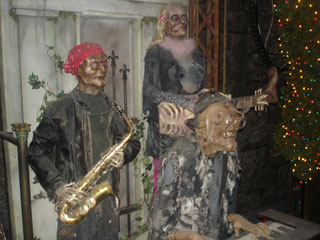 Haunted Attractions New York City
