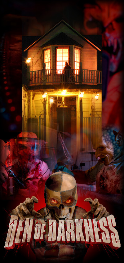Haunted Attractions in Lancaster