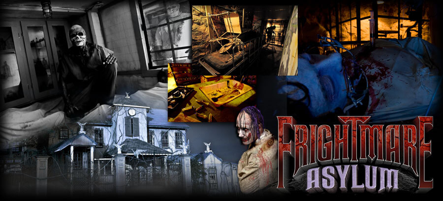 Lancaster Haunted Attractions