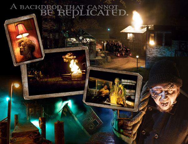 Haunted Houses in Poughkeepsie