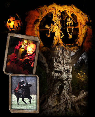 Haunted Attractions Poughkeepsie