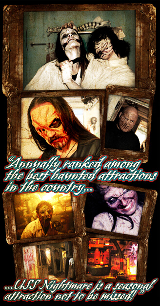Haunted Attractions Louisville