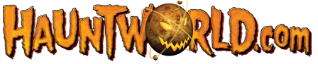 Hauntworld Logo