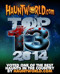 Top 13 Haunt