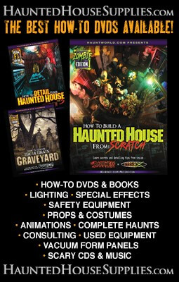 Haunted House Supply