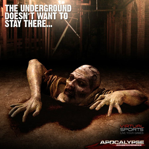Apocalypse Zombie Experience Seattle