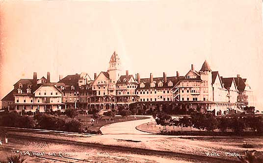 Find haunted hotels in coronado california hotel del for Haunted hotel in san diego
