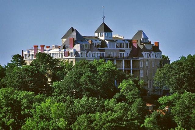 find haunted hotels in eureka springs arkansas the. Black Bedroom Furniture Sets. Home Design Ideas