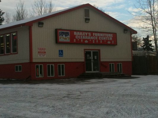 Find Real Haunted Places In Palmer Alaska Bailey S Haunted Furniture Store