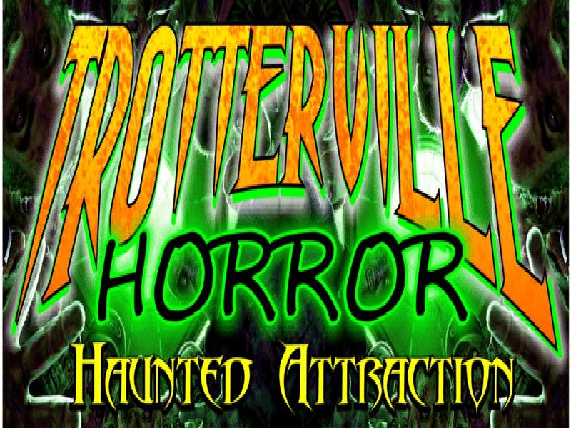 Trotterville Horror Haunted Attraction Logo