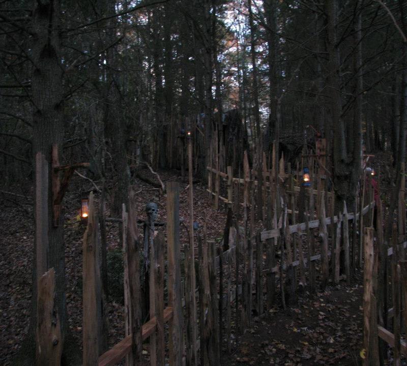 Haunted Places In Northwest Houston: Haunted House In Hartford, Connecticut CT Dark Walk
