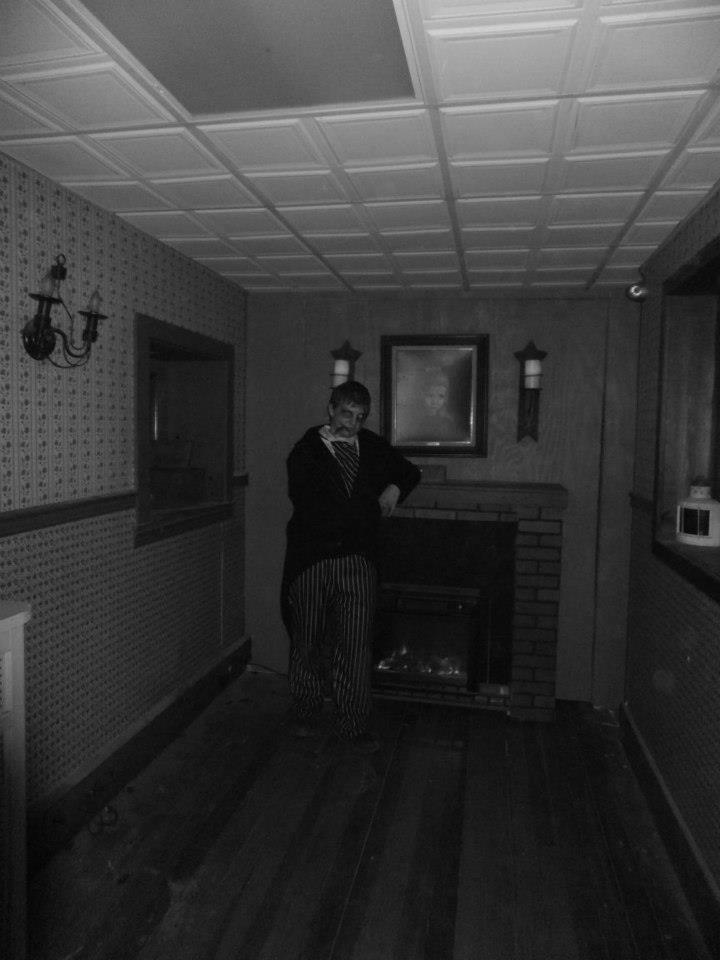 Waldorf Estate Of Fear Haunted House Haunted Hayride