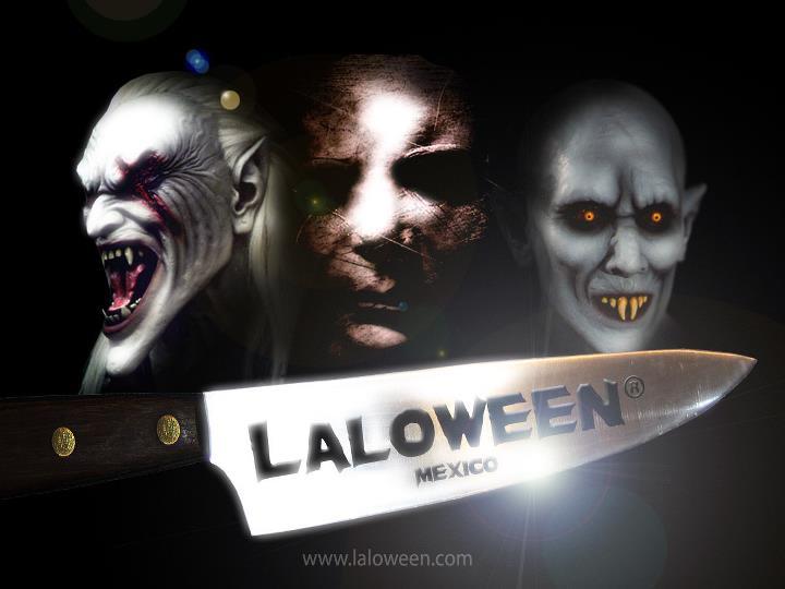 Laloween Mx Logo