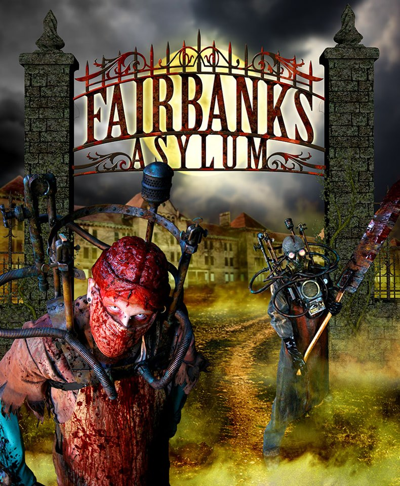Fairbanks Asylum Logo
