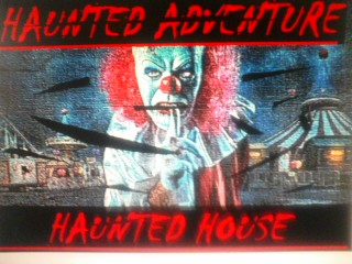 Haunted Adventure Logo