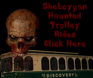 Haunted Trolley Ride Logo