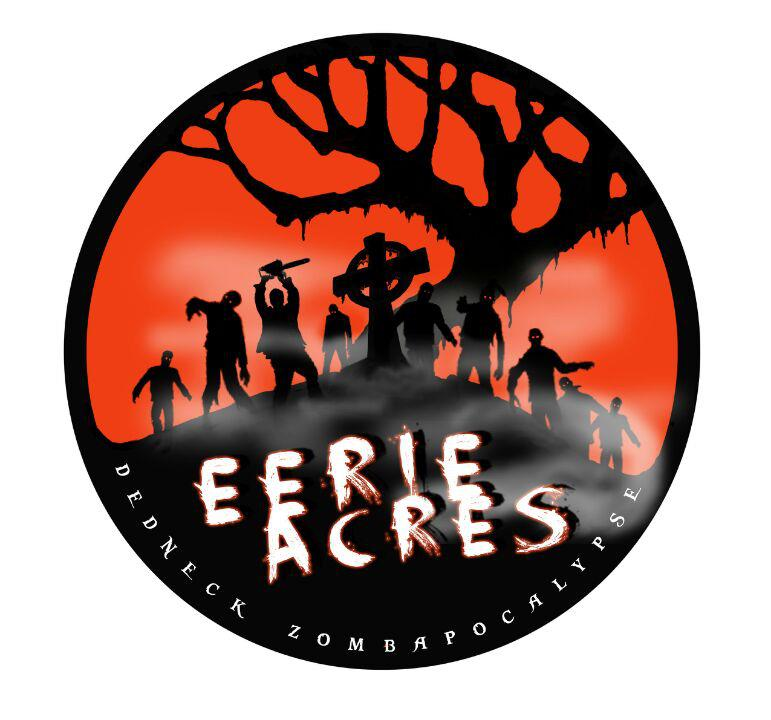 Eerie Acres FrightFest Logo