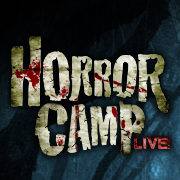 Horror Camp LIVE! Logo