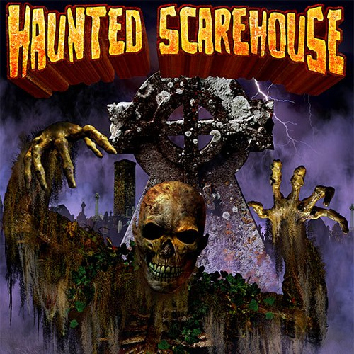 Haunted Scarehouse