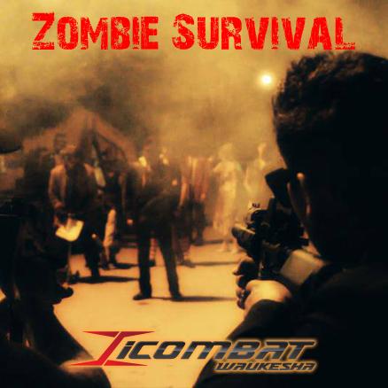 Icombat Zombie Laser Tag