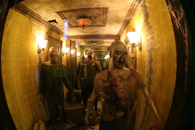 Haunted House In St Louis Missouri The Darkness