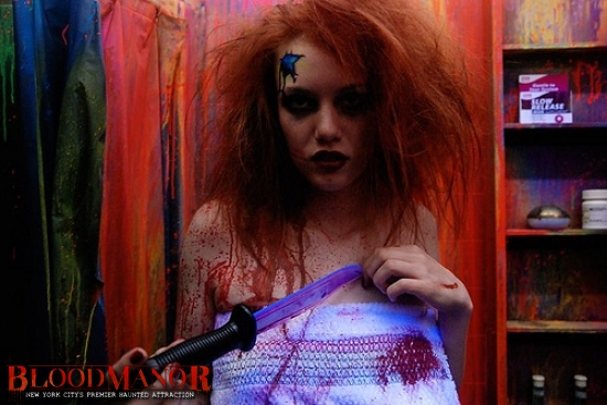 Blood Manor 2008