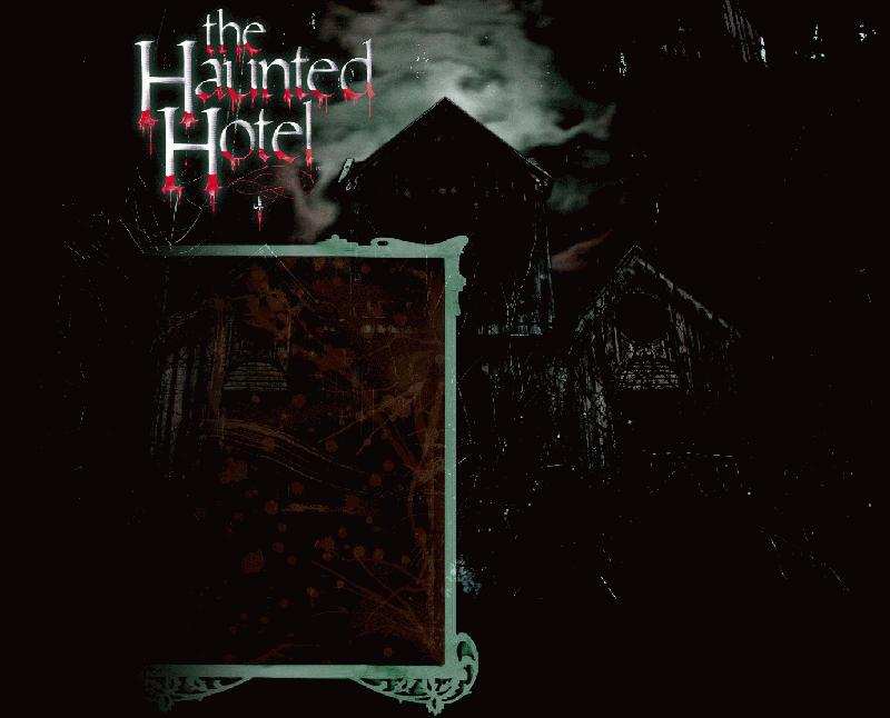 The Haunted Hotel Logo