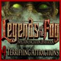 Legends of the Fog Logo