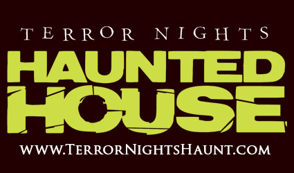 Terror Nights Haunted House Logo