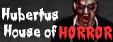 Hubertus House of Horror Logo