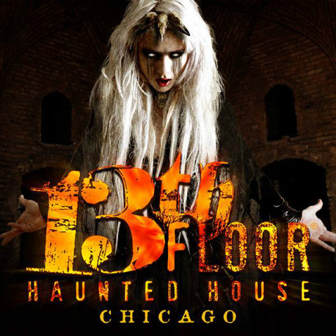 Chicago haunted house 13th floor scariest haunted house for 13th floor haunted house