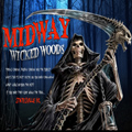 Midway Wicked Woods Logo