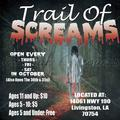 trail of screams haunted house