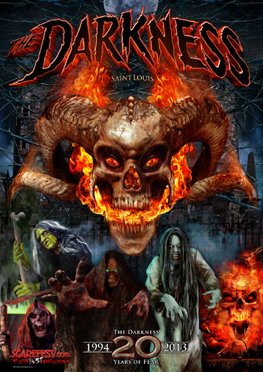 20 Years of Fear at The Darkness