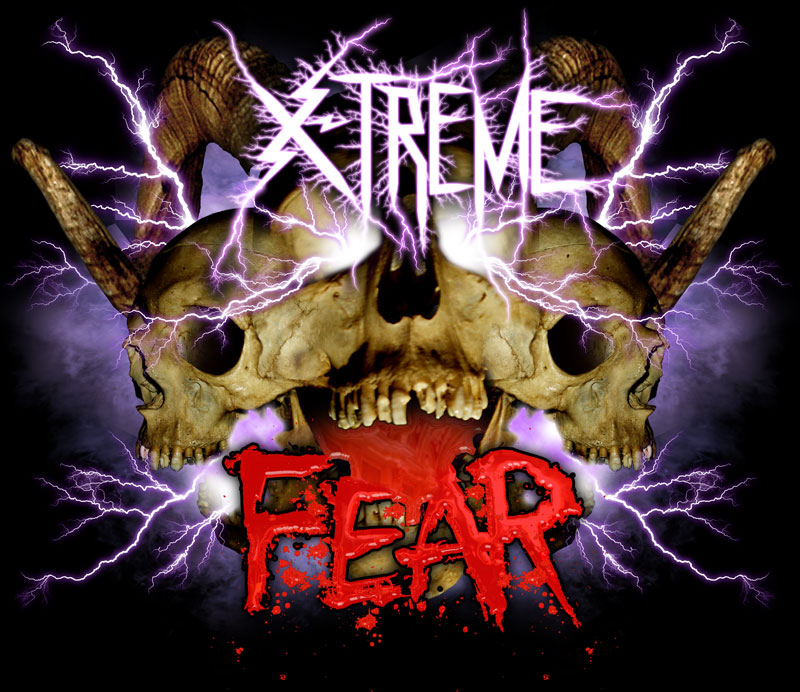 X-treme Fear Logo