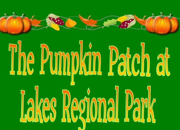 Pumpkin Patch at Lakes Regional Park
