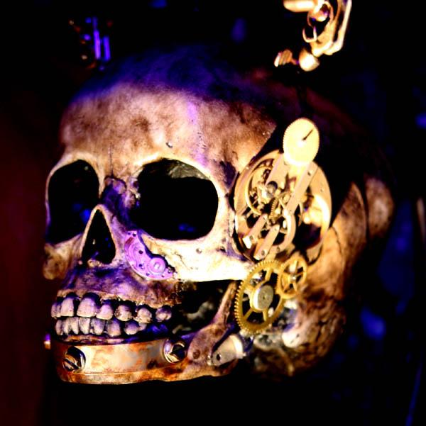 NETHERWORLD Clockwork Skull