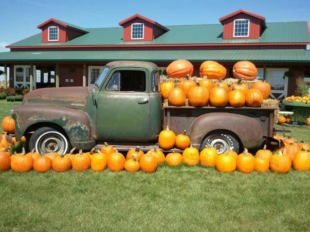 Find Corn Mazes in Donnellson Iowa - Harvestville Farm ...