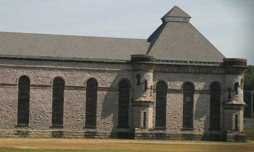 Find Haunted Prisons In Mansfield Ohio Ohio State