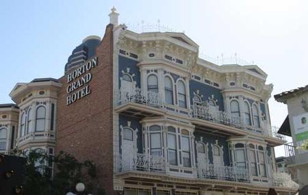 Find haunted hotels in san diego california horton hotel for San francisco haunted hotel