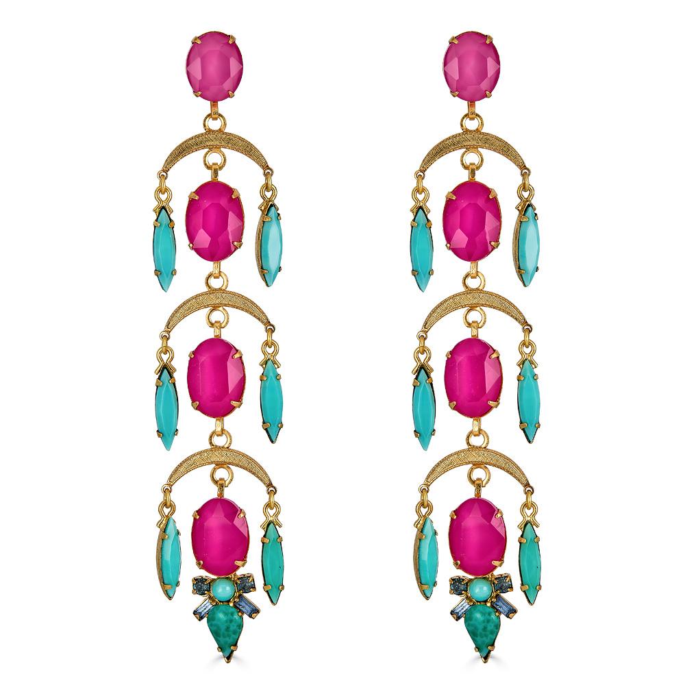 Adina Earrings by ELIZABETH COLE