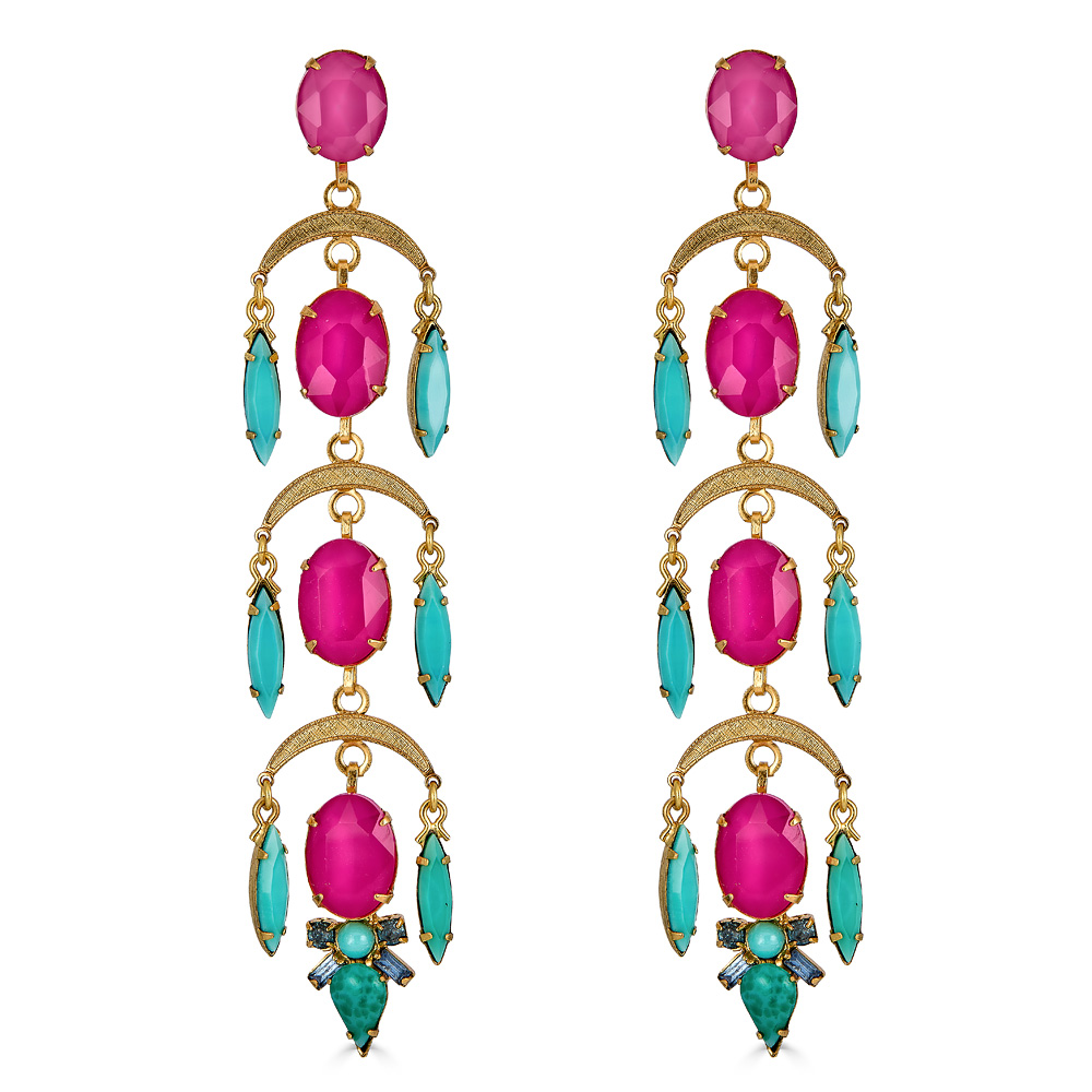 Adina Earrings by ELIZABETH COLE