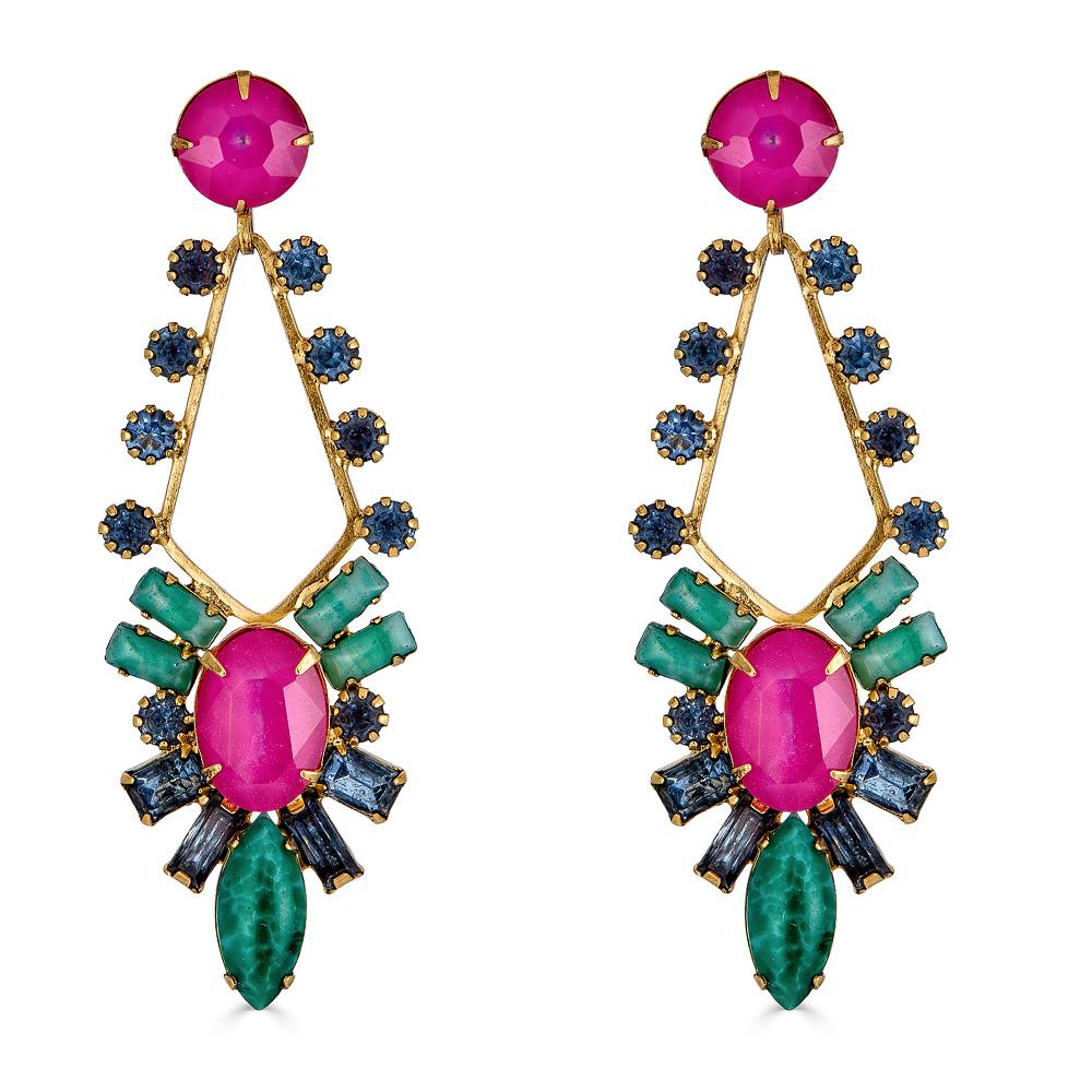Alcott Earrings by ELIZABETH COLE