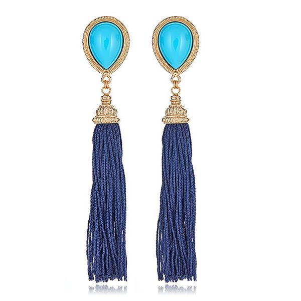 Ben Amun Tassel Earrings by BEN-AMUN
