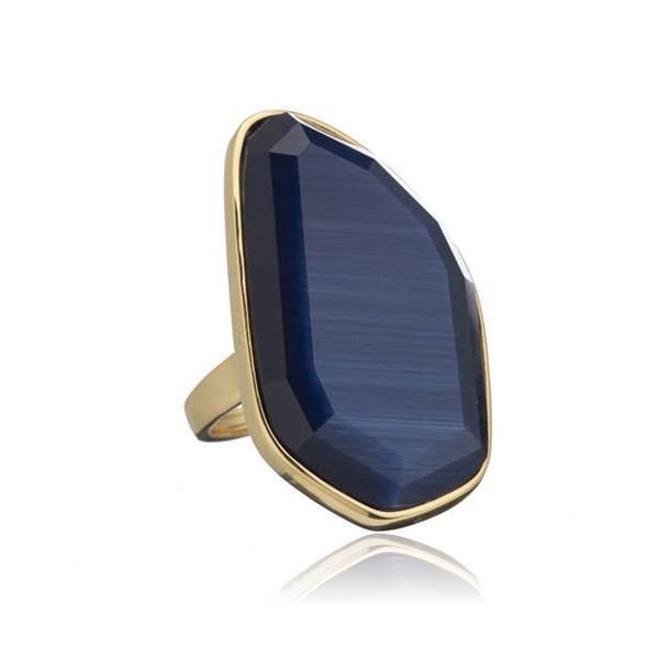 Bonnie Blue Ring by MARCIA MORAN