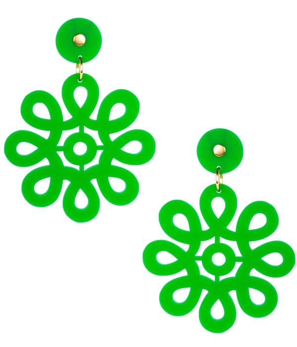 Cameran Acrylic Green