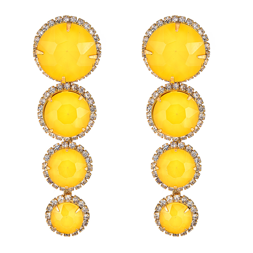 Curtis Drop Earrings by ELIZABETH COLE