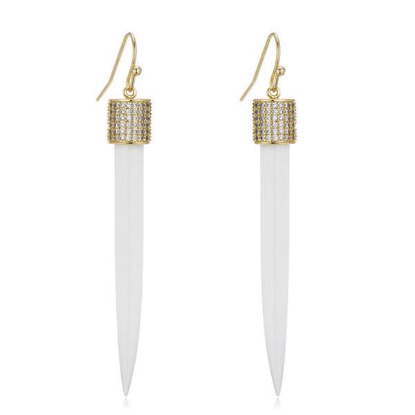 Dagger Earrings  by Marcia Moran