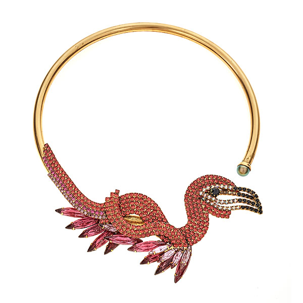 Elizabeth Cole Phineas Necklace by ELIZABETH COLE