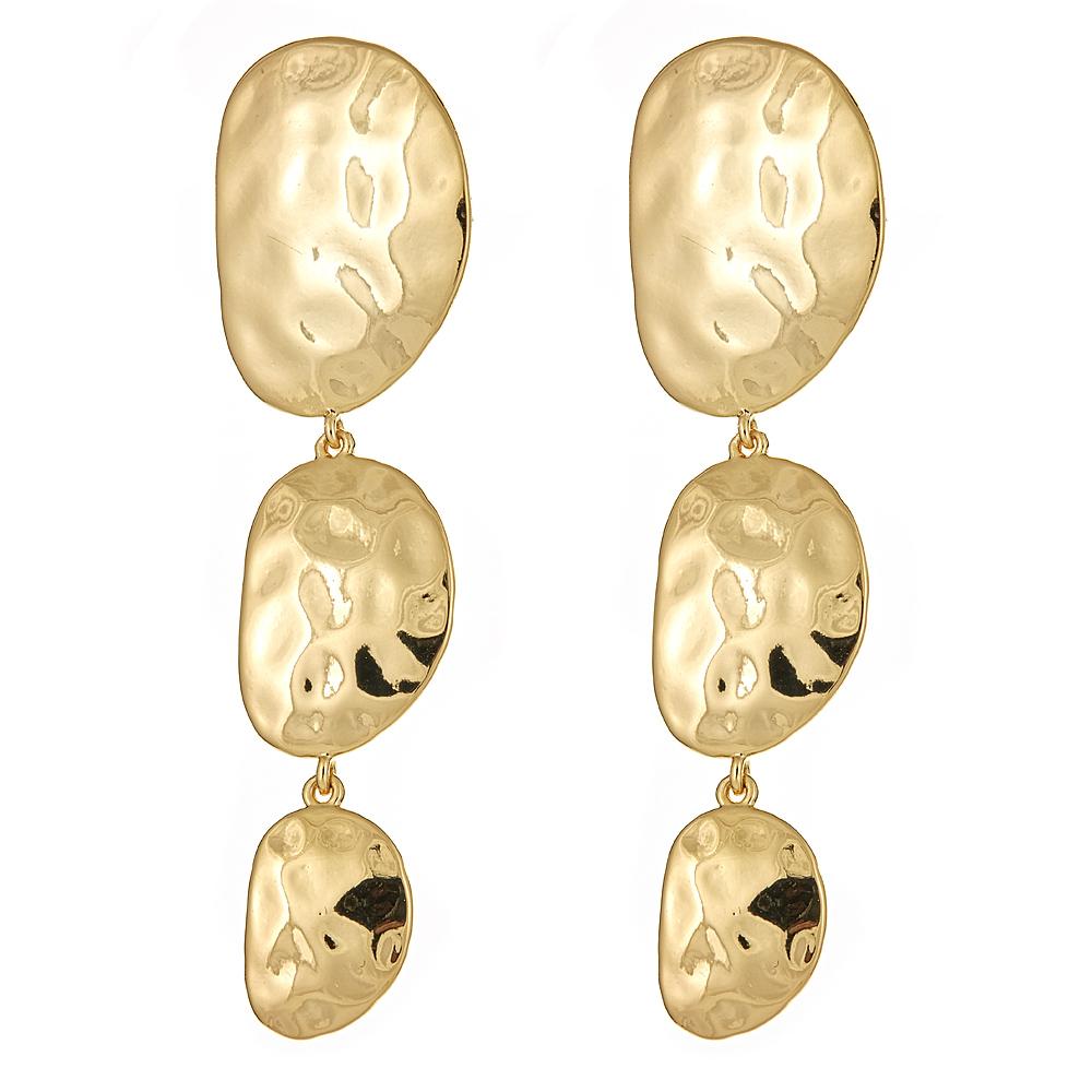Evie Organic Drop Earrings by GORJANA